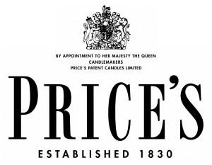 Price's Candles świece zapachowe